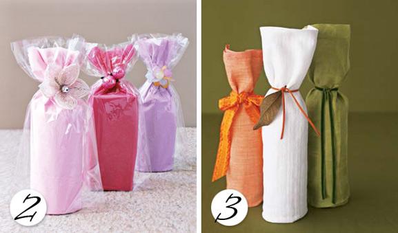 Красиво упаковать подарок своими руками в прозрачную бумагу