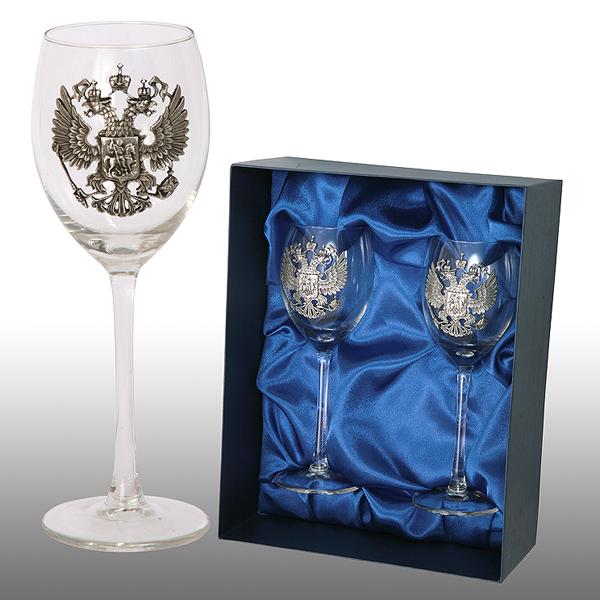 Упаковка бокалов в подарок 44