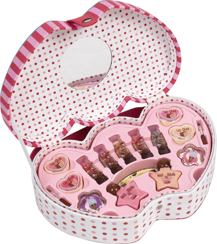 Шкатулки для косметики для девочек